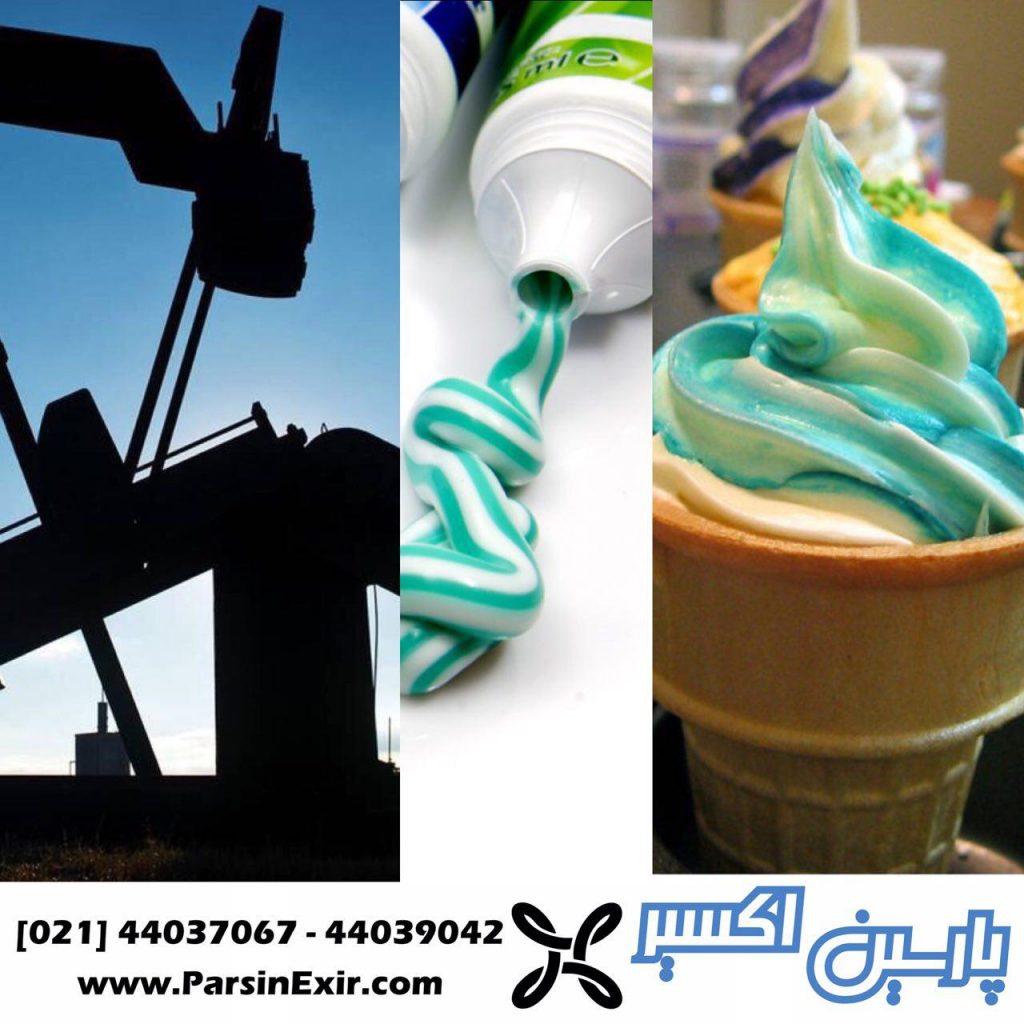 کربوکسی متیل سلولز - سی ام سی - مواد اولیه صنایع غذایی