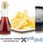 دی استات سدیم مواد اولیه صنایع غذایی